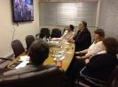 Visita de Representantes de la Universidad Federal del Sur a las Universidades de Brasil